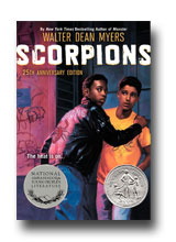 Scorpions by Walter Dean Myers
