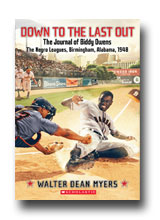 Down to the Last Out by Walter Dean Myers