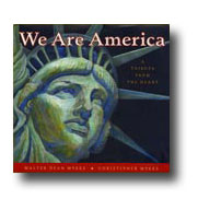 We are America by Walter Dean Myers