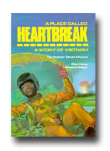 A Place Called Heartbreak by Walter Dean Myers